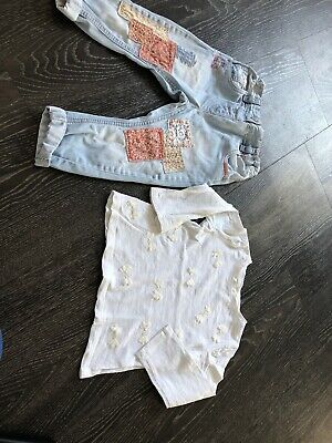 Baby Girls Next Outfit 12-18 Months