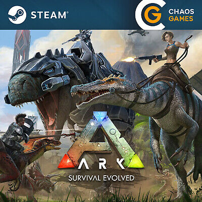ARK: Survival Evolved [New Steam Account] Global Region Free