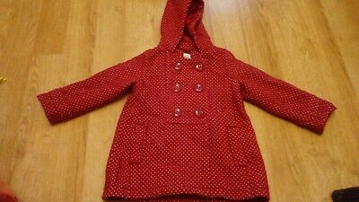 Baby Girls Winter Coat From Next Aged 18-24 Months