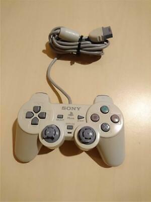 PS1 ~ Official Sony Playstation Dual Shock ANALOGUE Controller ~ SCPH-110