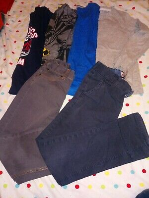 Bundle of Boys Clothes Age 7 - 8 Years.