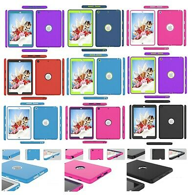 """Kid iPad Case 7th Generation 10.2"""" 6th,5nd,4th,3rd,2nd,Pro 9.7"""" Mini 7.9"""" Cover"""
