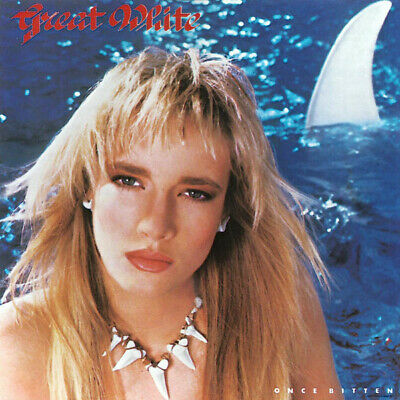 Great White – Once Bitten CD