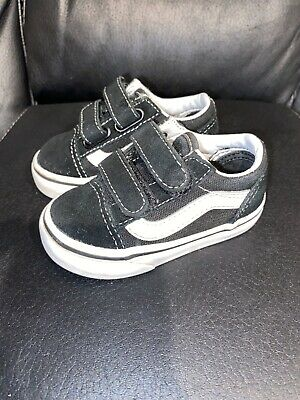 Vans Old Skool Toddler 4