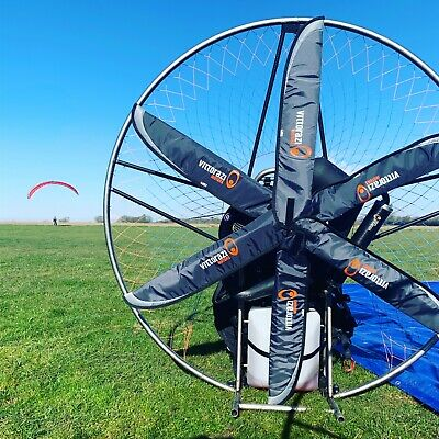 Paramotor Training Course - Potter the Sky & Fly Business Class - Pilot Rated