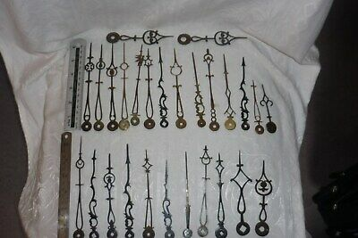 28 Antique Longcase Clock hands