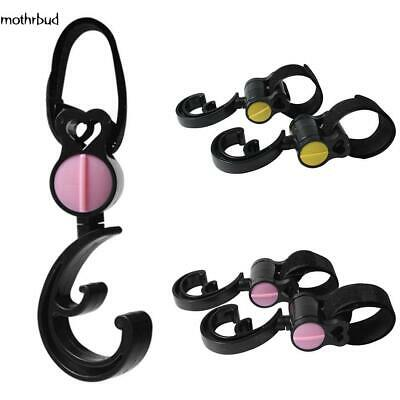 360° Rotatable Baby Accessories Multi-function Baby Stroller Hook M5BD