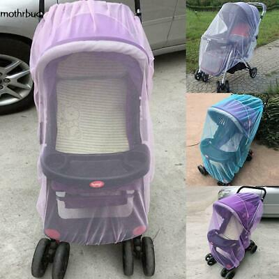 Durable Full Cover Baby Stroller Mosquito Net Baby Carriages Protection M5BD 01