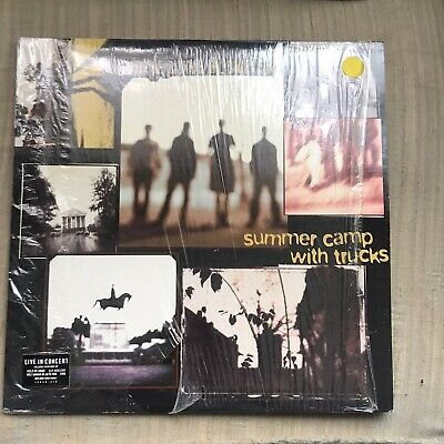Hootie And The Blowfish Laserdisc Summer Camp With Trucks Rare Concert