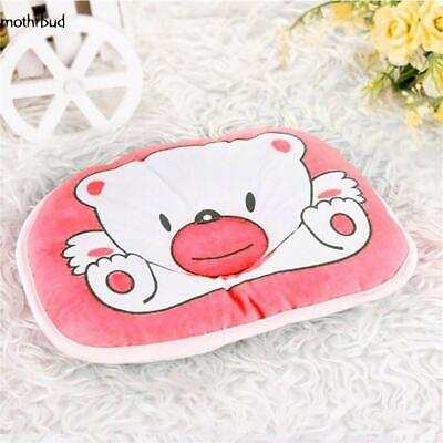 Lightweight Soft Cute Cartoon Print Newborn Baby Shaping Pillow M5BD