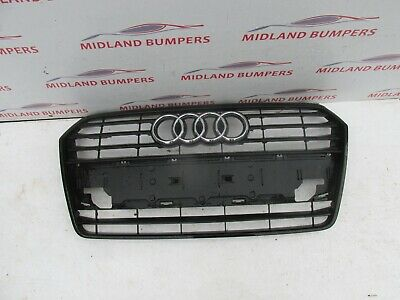 Genuine Outer Grille AUDI A7 Sportback 4G8807681B9B9