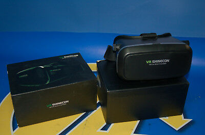 Glasses Virtual Reality VR Shinecon New/Unused Real