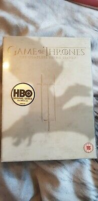 Game Of Thrones: The Complete Third Season DVD - New & Sealed
