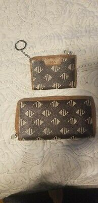 lauren ralph lauren signature wallet duo
