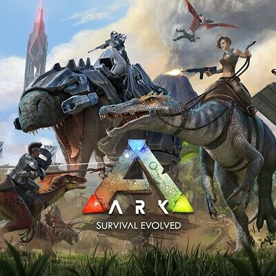 ARK Survival Evolved Steam Game PC Region Free - Not a key [Instant Delivery]✅🔥