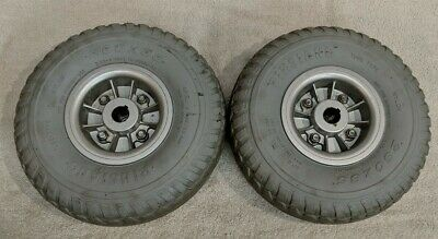 Shoprider Streamer Power Chair Drive Wheels 260 x 85 (3.00-4. 10 x3),