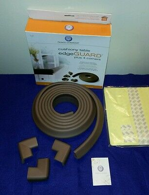 Prince Lionheart Cushiony Table Edge Guard ~ Good Condition!