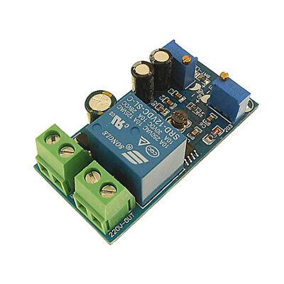 12V 10A Full Automatic Charger Battery Charging Controller Module Protection
