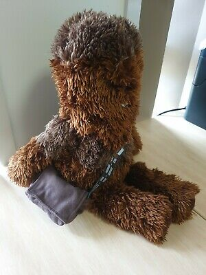 Scentsy Buddy - Star Wars - Chewbacca - RARE No Longer Available - New in Box!