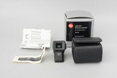 Leica EVF-1 EVF1 Electronic Viewfinder View Finder, For D-Lux 5 Digital Camera