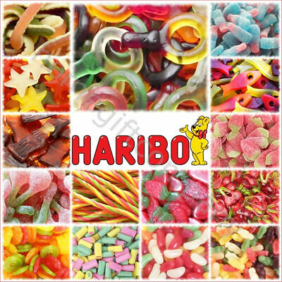 Wholesale Haribo Sweets Candies Bag Wedding Party Favours Kids Party Bag Fillers