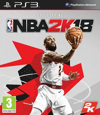 Nba 2K18, Ps3 (Playstation 3), Castellano, Store España (No Disco) Digital