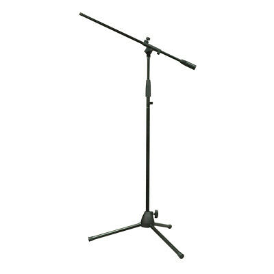 Thor MS003 Tripod Microphone Stand Black Musician Adjustable Studio Band Solo