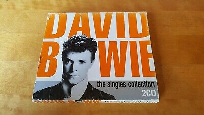 David Bowie The Singles Collection 2CD