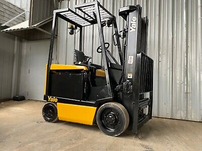 Yale 5K Capacity Electric Sit Down Forklift