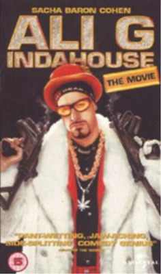 Sacha Baron Cohen, Michael ...-Ali G: Indahouse - The Movie DVD NUEVO
