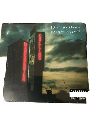PAUL HEATON AND JACQUI ABBOTT - MANCHESTER CALLING [CD]  Brand New And Sealed