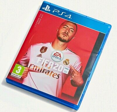 FIFA 20 ps4 game new and sealed