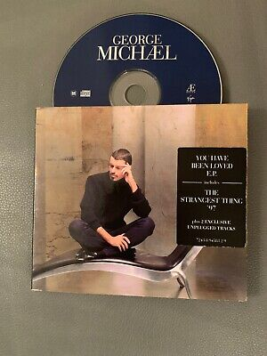 George Michael.., The Strangest Thing.., Cd Single/ You Have Been Loved