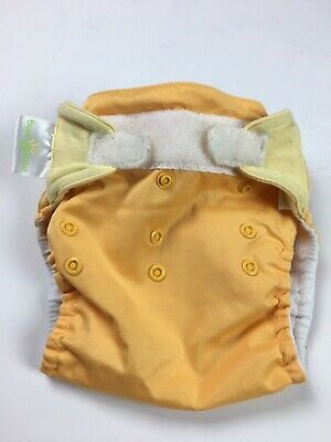 Bumgenius Clementine Easter Hook And Loop Pocket Cloth Diaper