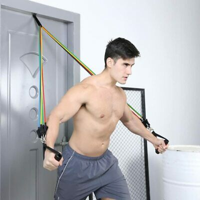 Gym Band Resistance Advanced Door Anchor Band Exercise Training Attachment Home