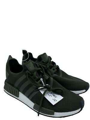 Ds 2018 Adidas Nmd R1 Burgundy Grey Men S Size 12 Champs Sports