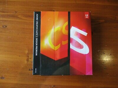 Adobe CS 5 Design Premium for Mac OS
