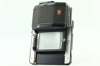 【EXC+++++】Wista Quick Roll Slider w/ 6x9 Roll Film Back Holder From Japan #367
