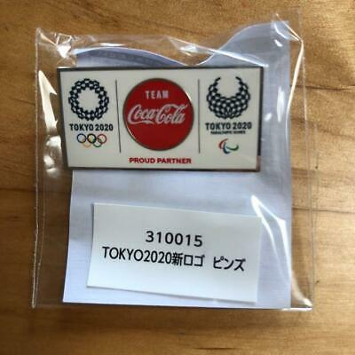 Tokyo 2020 Olympic Paralympic Games Coca Cola PINS NEW OFFICIAL