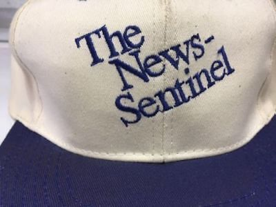 Vintage Collectible Ball Cap Knoxville News Sentinel Knoxville TN 1991