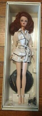 Suite Retreat Barbie Fashion Model Collection Silkstone Gold Label 2004 Sweet!