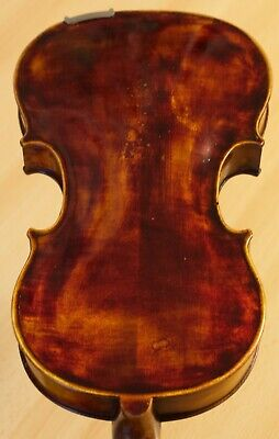 "Very old labelled Vintage violin ""Gaetano Gadda"" fiddle 小提琴 ヴァイオリン Geige 1071"
