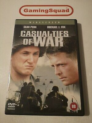 Casualties of War (Widescreen) DVD, Supplied by Gaming Squad
