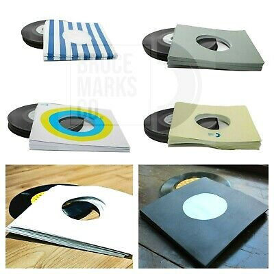 PREMIUM RECORD SLEEVES by Bruce Marks Co. 45RPM EP 7' Singles Collector (84pcs)