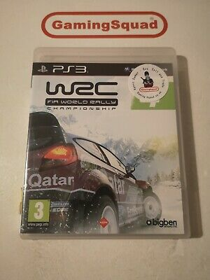 WRC 4 World Rally Championship PS3, Supplied by Gaming Squad