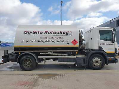 Scania 12,500L 4X2 Fuel Tanker (2003)