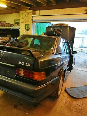Mercedes cosworth 2.3 16v w201 project px