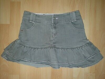 Grey Girls Denim Skirt Age 11. Star By Julien MacDonald.