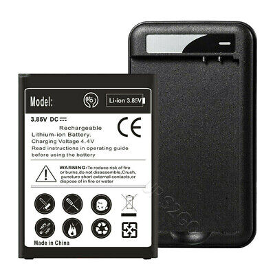 High Capacity New AceSoft 4000mAh Rechargeable Li/_ion 3.85V Battery for LG G Vista 2 H740 AT/&T Smartphone