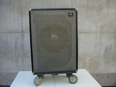 "70's JBL BASS CAB  15 "" - made in USA"